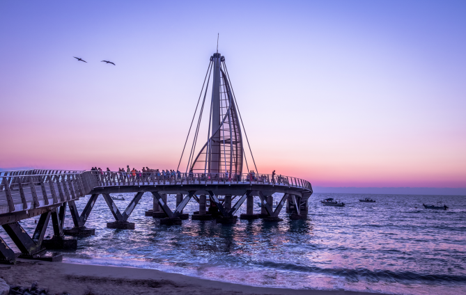 Puerto Vallarta Nominated Once Again as Best City by Condé Nast Traveler