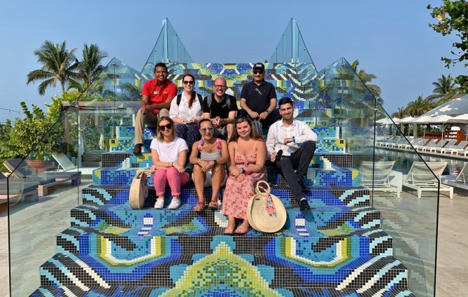 The Riviera Nayarit's luxury and nature attract UK travel agents