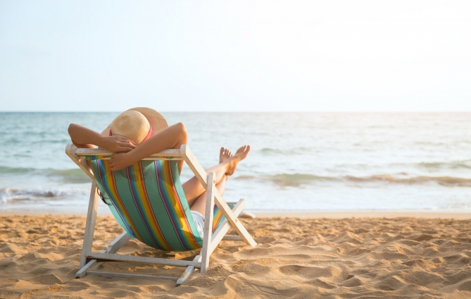 Self-Care: Taking Vacations Is Important for Your Health