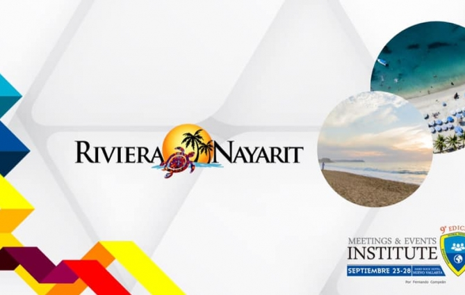 The stage is set for the 2019 Riviera Nayarit Meetings & Events Institute