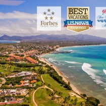 The Riviera Nayarit receives multiple awards for its luxury and natural attractions