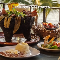 When you come to Puerto Vallarta, you can enjoy its wide gastronomic offer